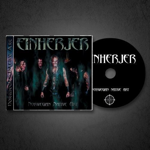 Image of NORWEGIAN NATIVE ART - CD - Original pressing