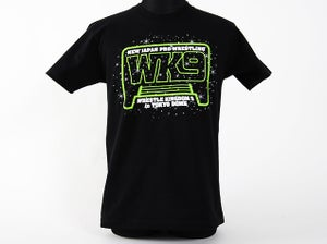 Image of Wrestle Kingdom 9 Official Event T-Shirt