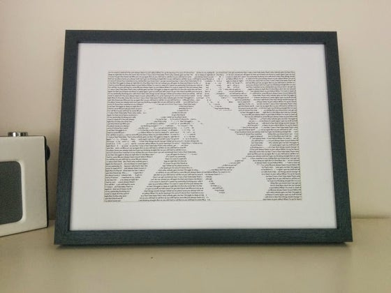 Image of Catfish & The Bottlemen / Fallout Print