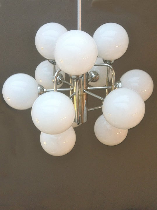 Image of Large Atomic Chandelier