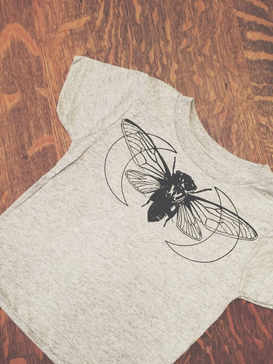 Image of Cicada Moon Kid's Tee
