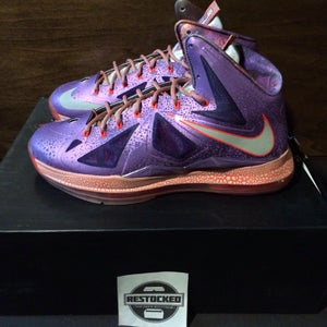Image of Preowned Nike Lebron 10 X Area 72 All Star
