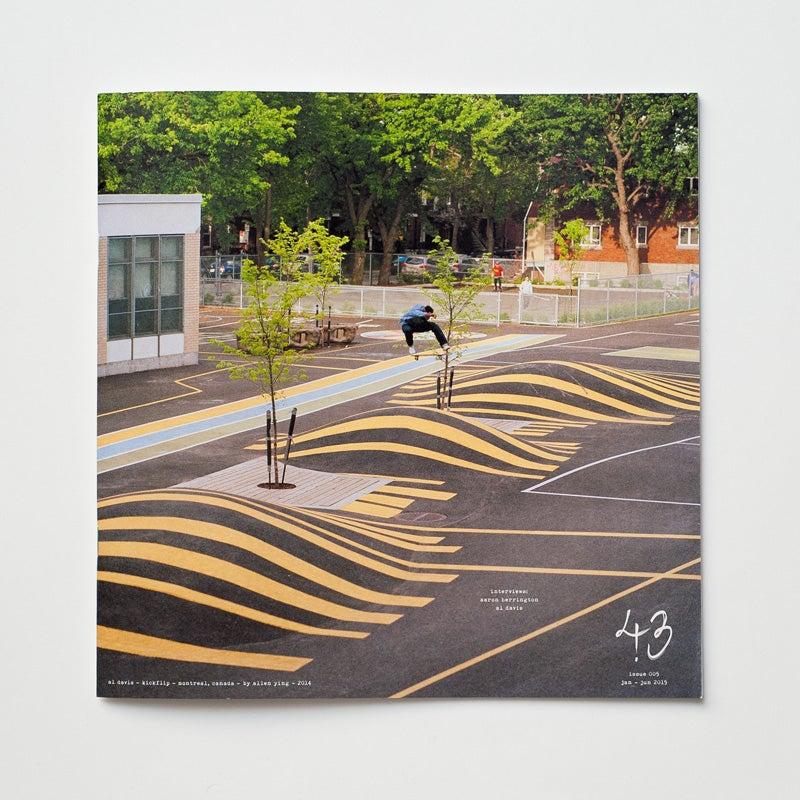 Image of 43 magazine - issue 005 - jan-jun 2015