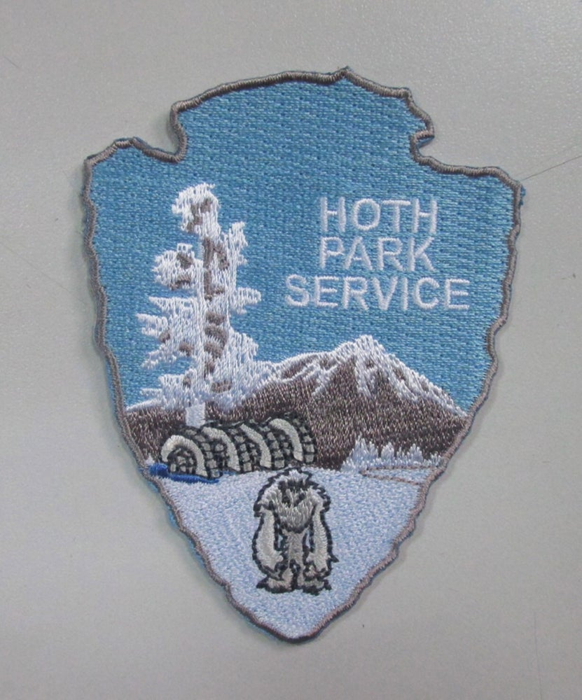 Image of Hoth Park Service Series #2 Patch