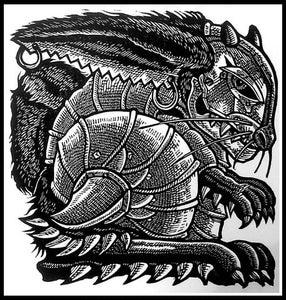 "Image of ""Saw-Eared Razor Rabbit"""