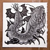 """Image of """"Mississippi Google Eyed Bat Fish"""""""