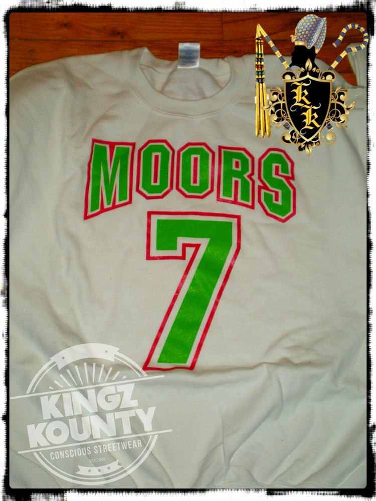 Image of MOORS 7 SWEATSHIRT