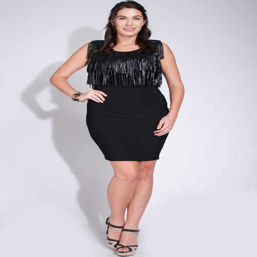 "Image of Plus Size ""Brittany"" Dress"