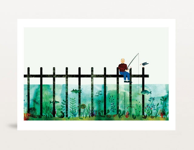 Image of Max - Gone Fishing