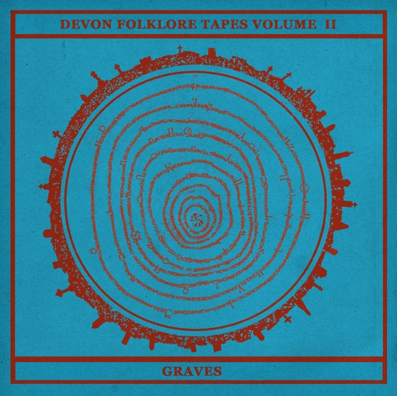 Image of Devon Folklore Tapes Vol.II - Graves