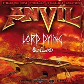 Image of ANVIL @ cafe 611 - all ages