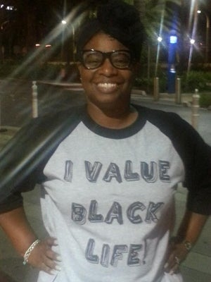 Image of I VALUE BLACK LIFE!