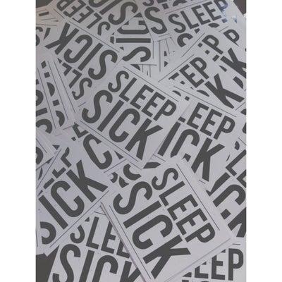 Image of Block Sticker