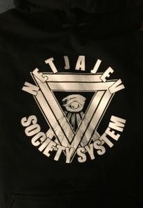 Image of NETJAJEV SOCIETY SYSTEM- RCME (Hooded Sweatshirt)