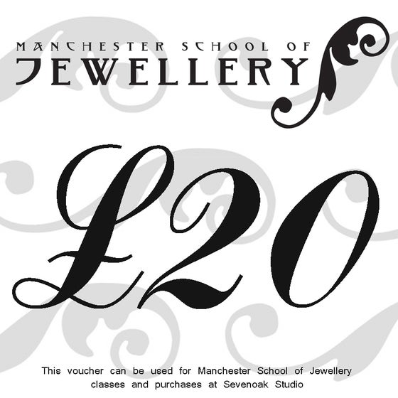 Image of £20 Voucher