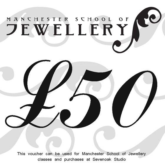 Image of £50 Voucher