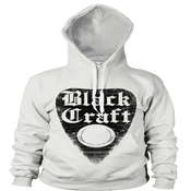 Image of Planchette - White Hooded Pullover Sweater