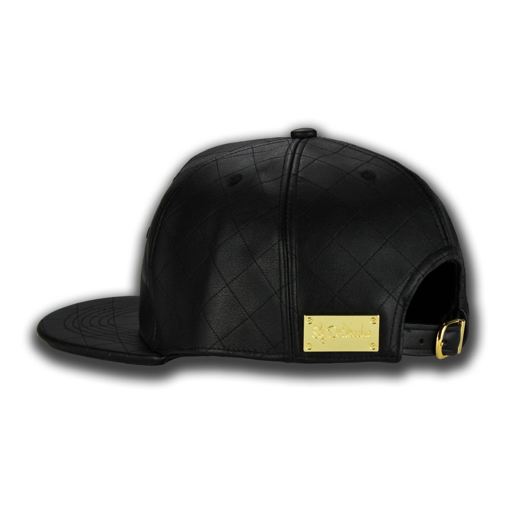 Image of Quilted Strapback