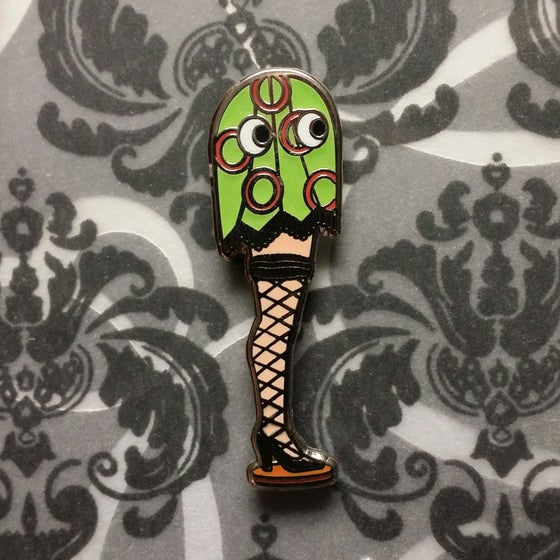Image of Leg Lamp Ghost v.91 (LE of 100)