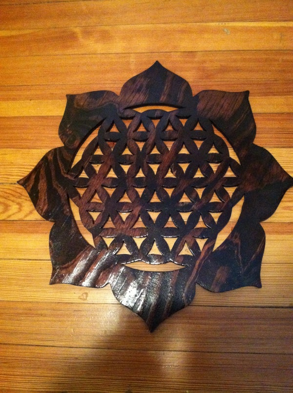 Image of Lotus Flower of Life