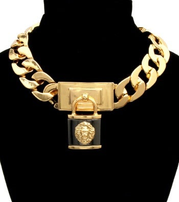 Image of Lock ID Necklace
