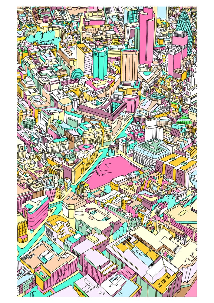 Image of London GridC