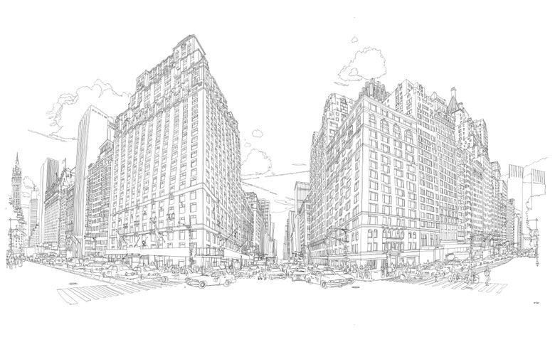Image of Central Park, Manhattan