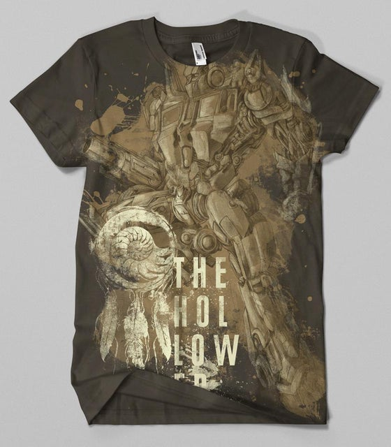 "Image of ""Hollowed Prime"" Transformers T-Shirt Bundle"