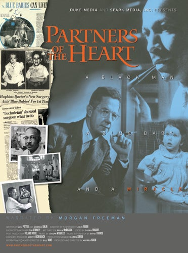 Image of Partners of the Heart - DVD MOD (Manufactured-On-Demand)