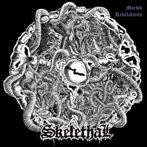 "Image of SKELETHAL ""Morbid Revelations"" CD"