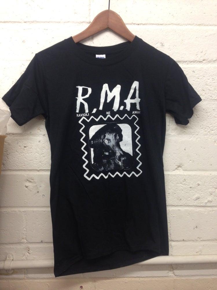Image of RAVIOLI ME AWAY - RMA Scooby Edition Tshirts