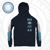 Image of JCI Sport - Navy Hoodie - Legend Blue