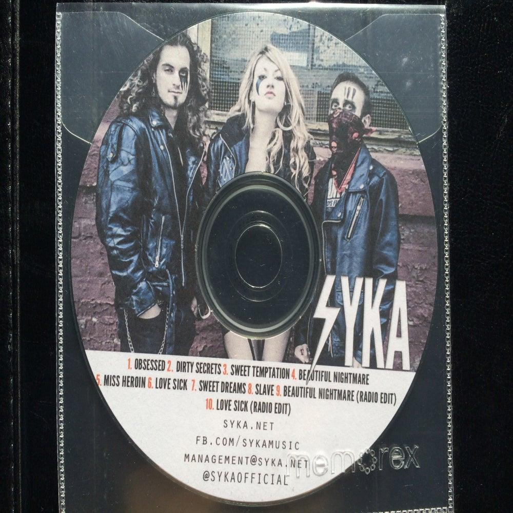 Image of SYKA Debut EP
