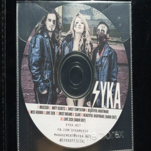 Image of SYKA Debut EP + Obsessed, Dirty Secrets, & Sweet Temptation