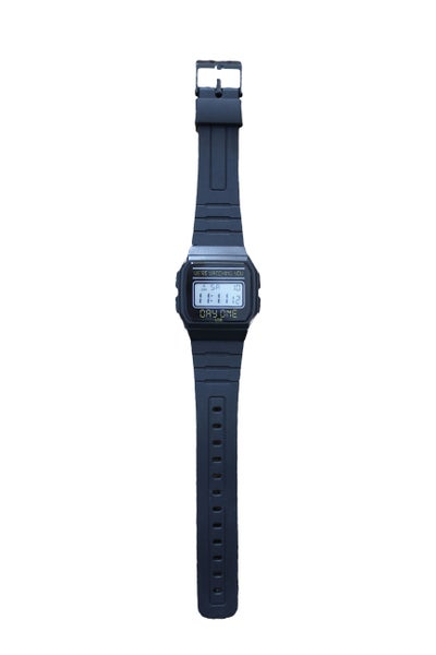"Image of ""We're Watching You"" Wristwatch"