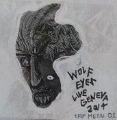 """Image of WOLF EYES """"LIVE GENEVA 2014"""" TRIP METAL 01"""