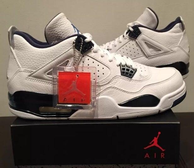 Image of Jordan 4 Remastered