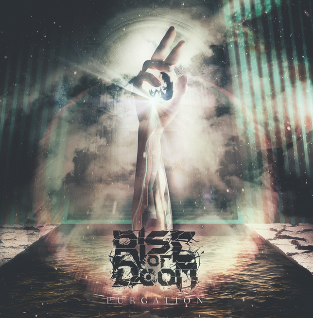 Image of Rise Of Doom - Purgation (Album CD)