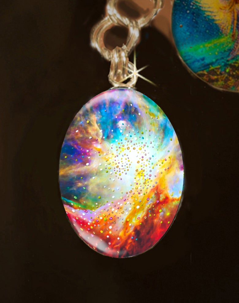 Image of Star Child Awakening Energy Charm - Discover your true inner being