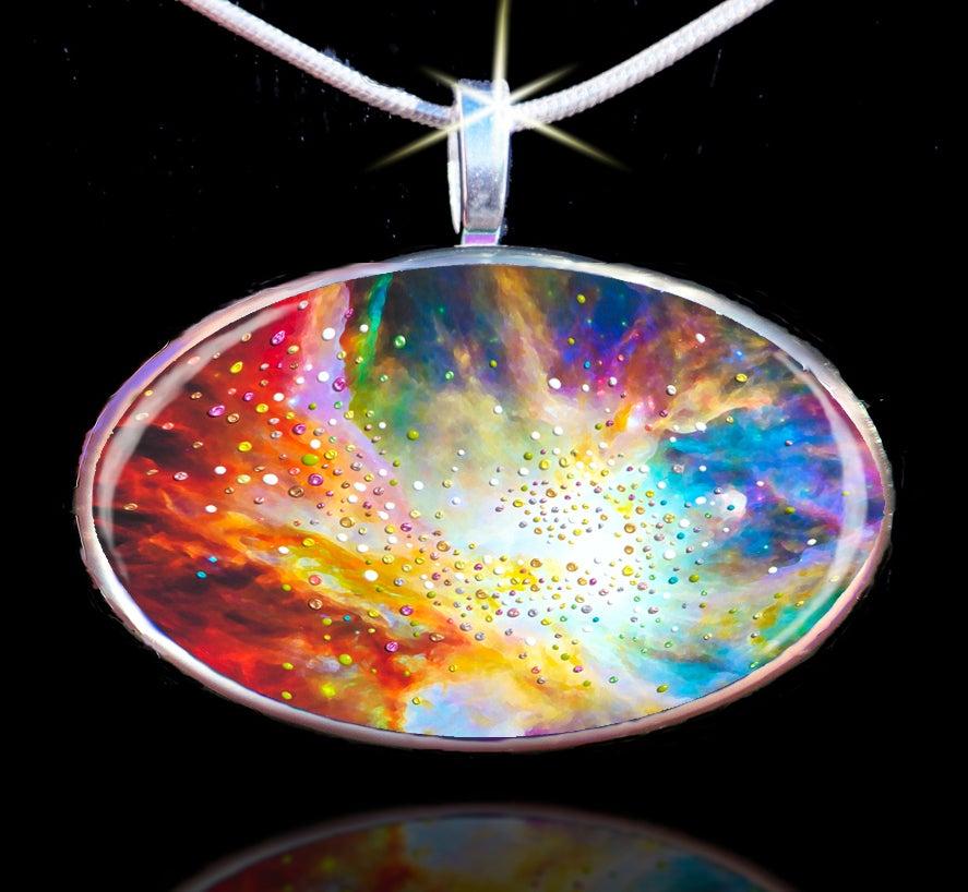 Image of Star Child Awakening Energy Pendant - Discover your true inner being