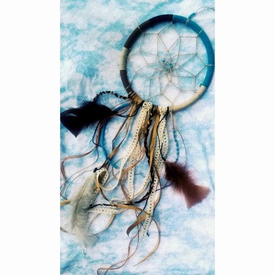 Image of 'West Coast' Dreamcatcher ~ 16cm