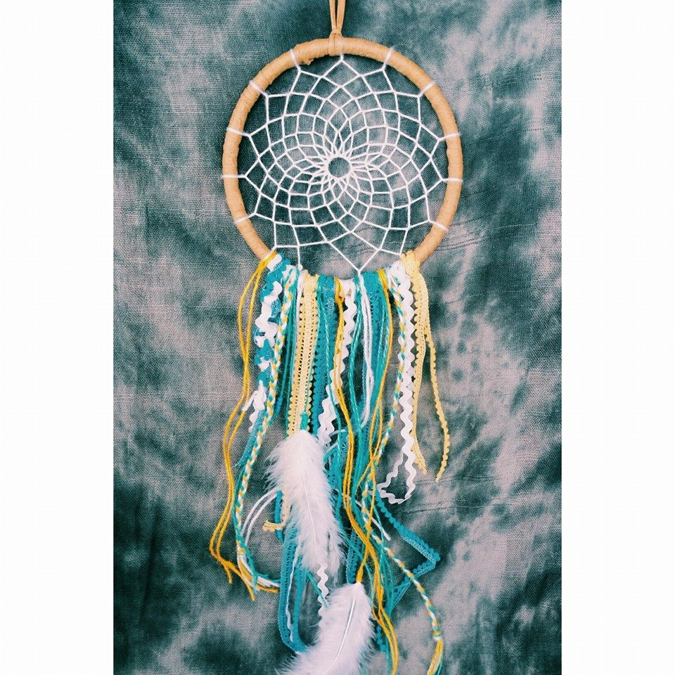 Image of 'High Tide' Dreamcatcher ~ 16cm