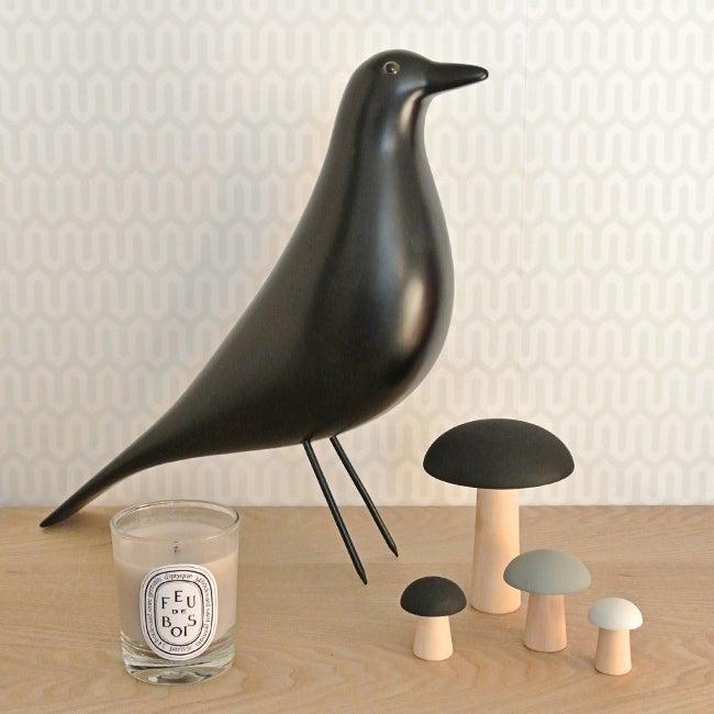 Image of Champignons de Paris Black