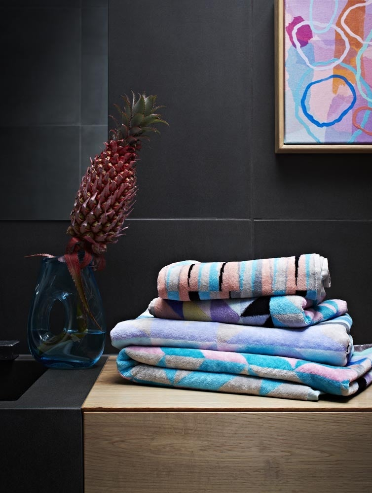 Image of Ninnho Song Towels