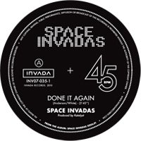 """Image of Space Invadas - Done It Again - 7"""""""