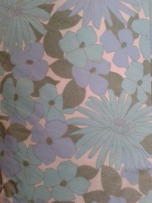 Image of 'Retro blues' box bag