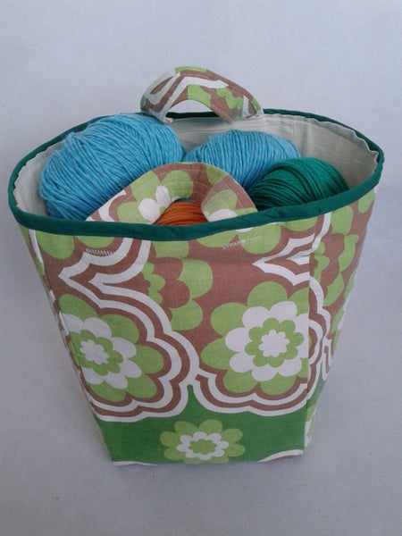 Image of 'Green retro' boxbag