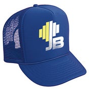 Logo Hat Blue