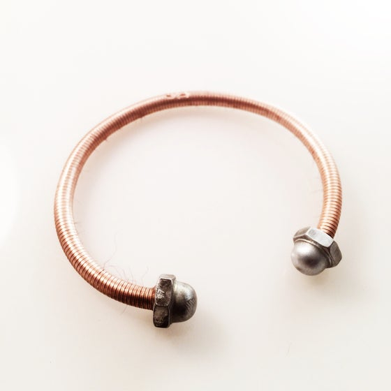 Image of the groovin' cuff