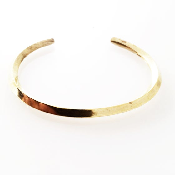 Image of the pointy cuff
